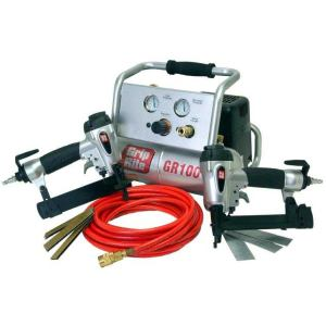 Grip-Rite GR100KIT2 Compressor Kit With 2 Guns