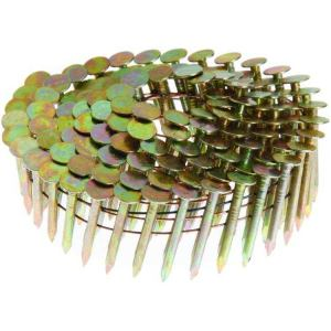 Grip-Rite GRCR2DCGAL Coil Roofing Nails 7/8 Bostitch 7.2m