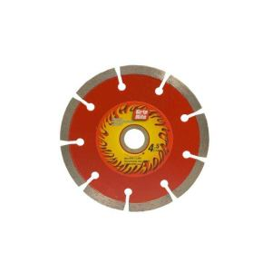 Grip-Rite GRSDB45I 4.5 in Ind Segmented Diamond Blade 7mm Rim