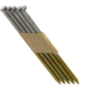 Grip-Rite GRSP6DRHG Nail 33 2x113 Gal vanized 2.5m