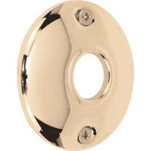 Prime Line Products E 2282 2-1/4-Inch Brass Plated Door Knob Rosettes