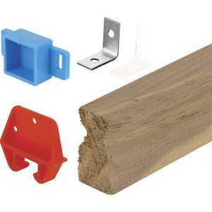 Prime Line Products R 7144 Wood Drawer Track Repair Kit
