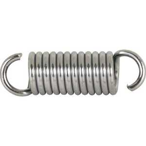 Prime Line Products SP 9613 1/2 x 1-5/8-Inch X .080 Diameter Extension Spring
