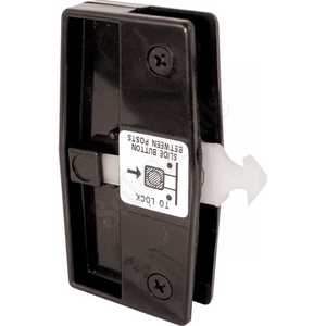 Prime Line Products A 165 Sliding Screen Door Latch And Pull With Extra Large Hook