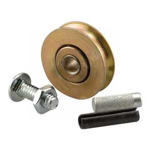 Prime Line Products D 1796 1-1/4-Inch Screen Door Roller And Axle Kit