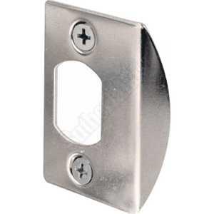 Prime Line Products E 2234 Standard Latch Strike Plate
