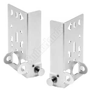 Prime Line Products GD 52197 7/16-Inch Garage Door Bottom Lifting Brackets 1 Pair
