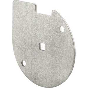 Prime Line Products GD 52199 Galvanized Steel Inside Lock Bar Disk