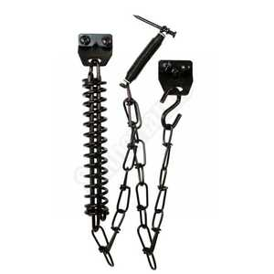 Prime Line Products K 5141 Black Storm Door Chain And Spring