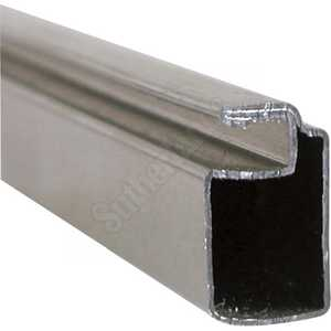 Prime Line Products PL 14059 3/4 x 3/8 x 94-Inch Aluminum Mill Finish Screen Frame