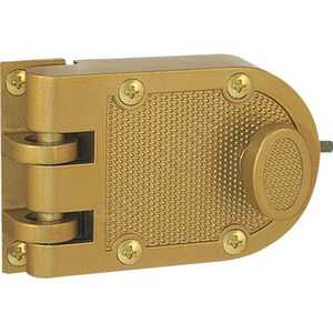 Prime Line Products U 9970 4-5/16-Inch Diecast Jimmy-Proof Deadlock