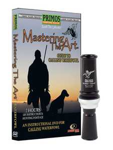 Primos Hunting 877 Mastering The Art Goose Pak - Instructional Dvd And Honky Tonk Goose Call