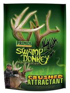 Primos Hunting 58521 6 Lb Swamp Donkey Crushed Deer Attractant