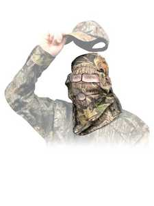 Primos Hunting 529 Mossy Oak New Break-Up Camouflage Cotton Full Mask