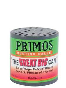 Primos Hunting 738 The Great Big Can Deer Call