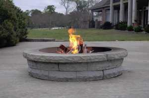 Century Group 120FP 45 In Firepit