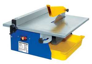 QEP 60089Q 7 In Wet Tile Saw
