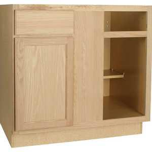 Continental Cabinets BBC45OHD Blind Base Corner Cabinet