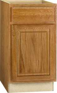 Continental Cabinets CBKB18-MO 18 In Base Cabinet