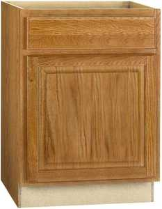 Continental Cabinets CBKB24-MO 24 In Base Cabinet