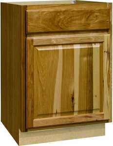 Continental Cabinets CBKB24-NHK 24 In Base Cabinet