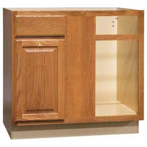 Continental Cabinets CBKBBC45-MO Blind Base Corner Cabinet