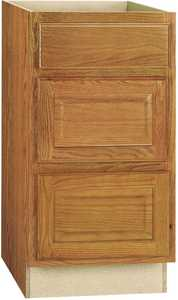 Continental Cabinets CBKDB18-MO 18 In Drawer Base Cabinet