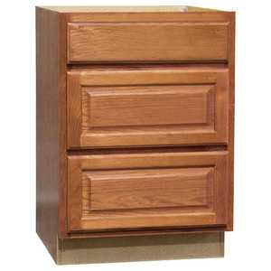 Continental Cabinets CBKDB24-MO 24 In Drawer Base Cabinet