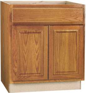 Continental Cabinets CBKSB30-MO 30 In Sink Base Cabinet