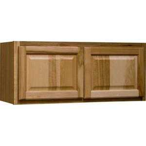 Continental Cabinets CBKW3012-NHK 30 In X 12 In Wall Bridge Cabinet