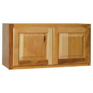 Continental Cabinets CBKW3015-NHK 30 In X 15 In Wall Bridge Cabinet