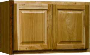 Continental Cabinets CBKW3018-NHK 30 In X 18 In Wall Bridge Cabinet