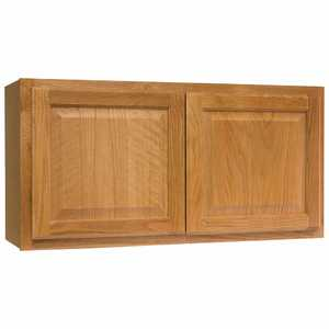 Continental Cabinets CBKW3618-MO 36 In X 18 In Wall Bridge Cabinet