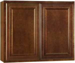Continental Cabinets CBKW3630-COG 12-Inch X 36-Inch X 30-Inch Cafe Finish Maple Raised Panel Wall Cabinet