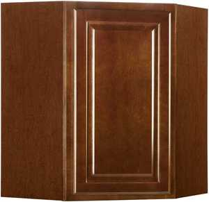 Continental Cabinets CBKWD2430-COG 24 in X 30 in Corner Wall Cabinet