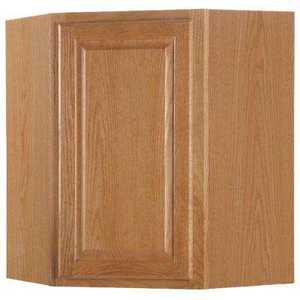 Continental Cabinets CBKWD2430-MO 24 In X 30 In Corner Wall Cabinet