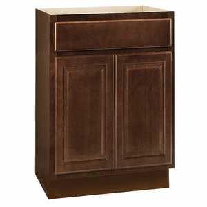 Continental Cabinets KVS24-COG 24 In Vanity Sink Base