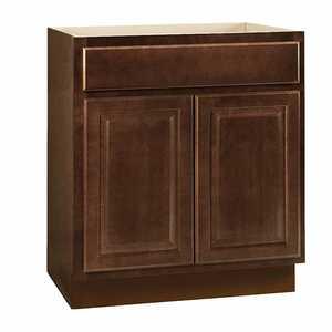 Continental Cabinets KVS30-COG 30 in Vanity Sink Base