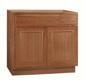 Continental Cabinets KVS36-MO 36 In Vanity Sink Base