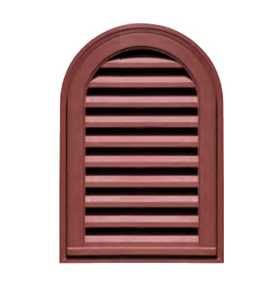 RW SPECIALTY, INC 18X24C Cathedral Gable Vent 18x24