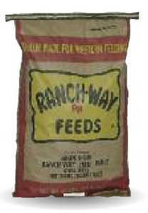 Ranch-Way Feeds X2724TP-50 Ranch Mix Feed 50lb