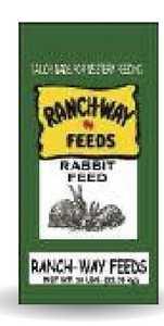 Ranch-Way Feeds A2995BP-50 Premium Blend Rabbit Ration 50lb