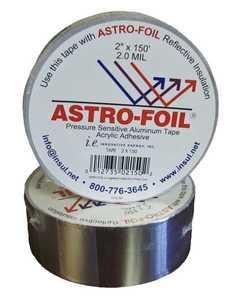 Innovative Energy Inc. 2030 Aluminum Foil Tape 2 in X 30 ft