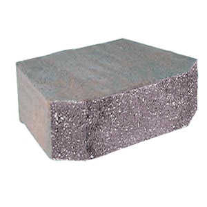 Pavestone 81103 Charcoal Anchor Windsor Stone Retaining Wall Block