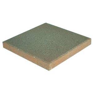 Pavestone 72600 Square Patio Stone 16-Inch Pewter