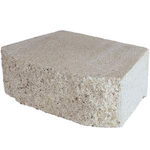 Pavestone 81108 Limestone Anchor Windsor Stone Retaining Wall Block