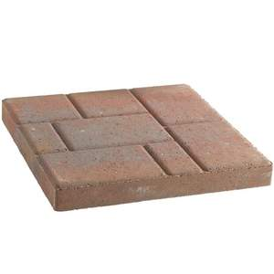 Pavestone 72499 Old Town Blend 16-Inch Square Stratford Patio Stone