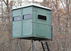 Redneck Hunting Blinds RD-SH56 Shooter Gun Blind Without Stand