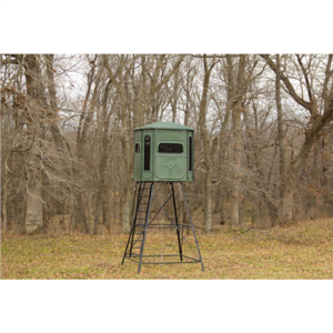 Redneck Hunting Blinds RD-PD360CD56 The Predator 360 5 ft X 6 ft Combo Hunting Blind Without Stand