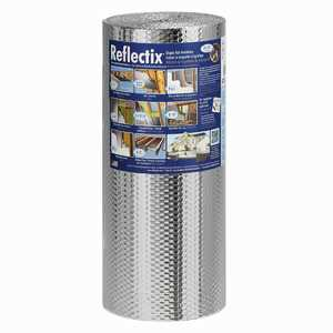 Reflectix ST24025 24 in X 25 ft Staple Tab Double Reflective Double Bubble Insulation ( Sold By The Roll)